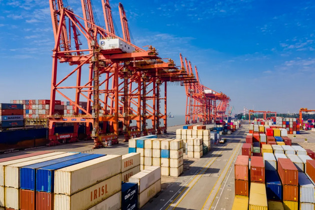 Xiamen witnesses steady growth in foreign trade