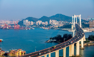 Xiamen's foreign trade hits record high in July