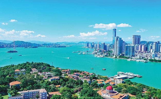 Xiamen Port ranks 1st nationwide for business environment