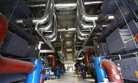 沧州华润热电厂吸收式热泵冷水机组节能改造项目(同方人环).jpg