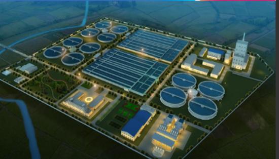 Guohuan Tsinghua contracts the sludge incineration system