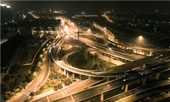 Highway and Rail Traffic