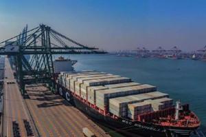 Tianjin ranks 20th among global shipping centers