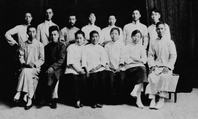Young Chinese founders remembered in exhibit