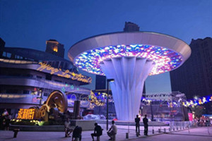 Vibrant night life reviving in Tianjin