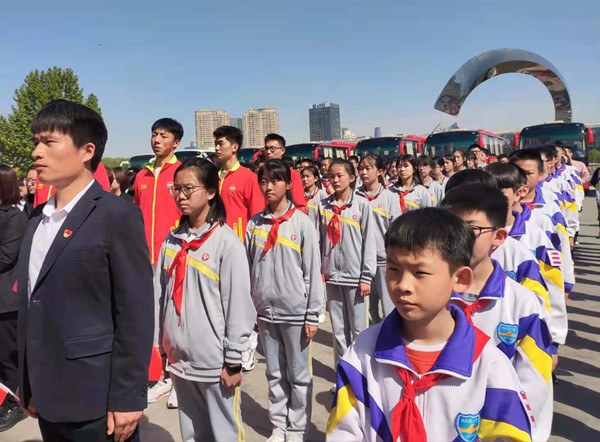 Tianjin releases 30 Red Tourism routes to mark CPC centurial journey