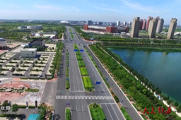 Video: Charming Jinghai district