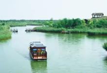 Jinghai district: Tuanbo Lake