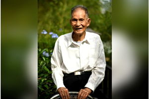 Former professor devotes his legacy to boost education
