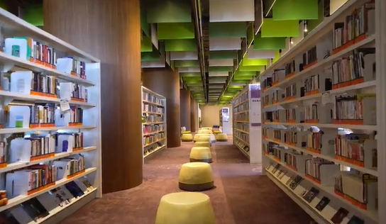 Smart China-Singapore Friendship Library