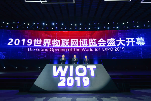 Wuxi makes way for 2019 IoT Expo