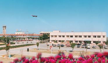 Xiamen Gaoqi International Airport: Historical photos