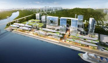 Xiamen FTZ: Shipping logistics