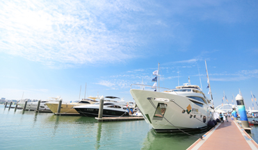 Xiamen FTZ: Yacht hub
