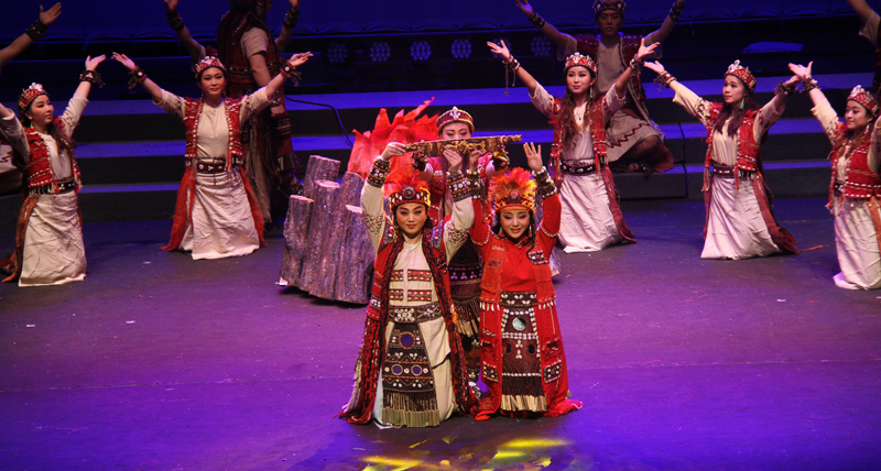Gezaixi, a traditional Chinese opera