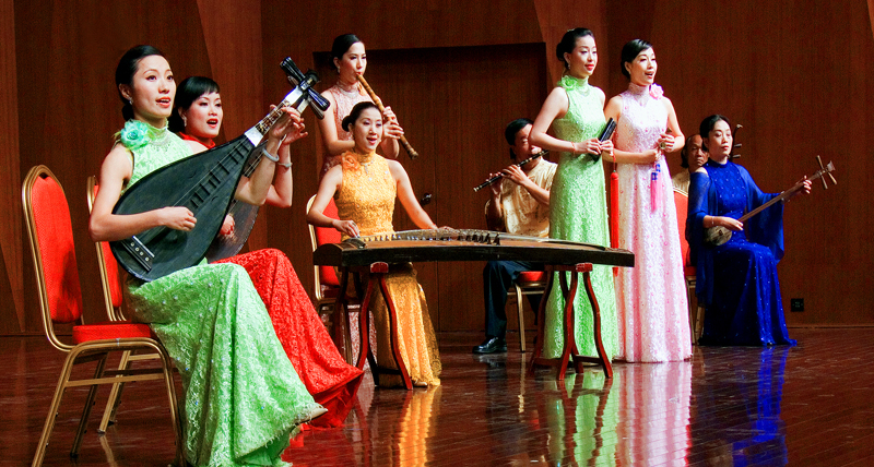Nanyin, a living fossil of music
