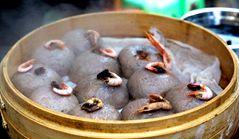 Steamed Taro Bun
