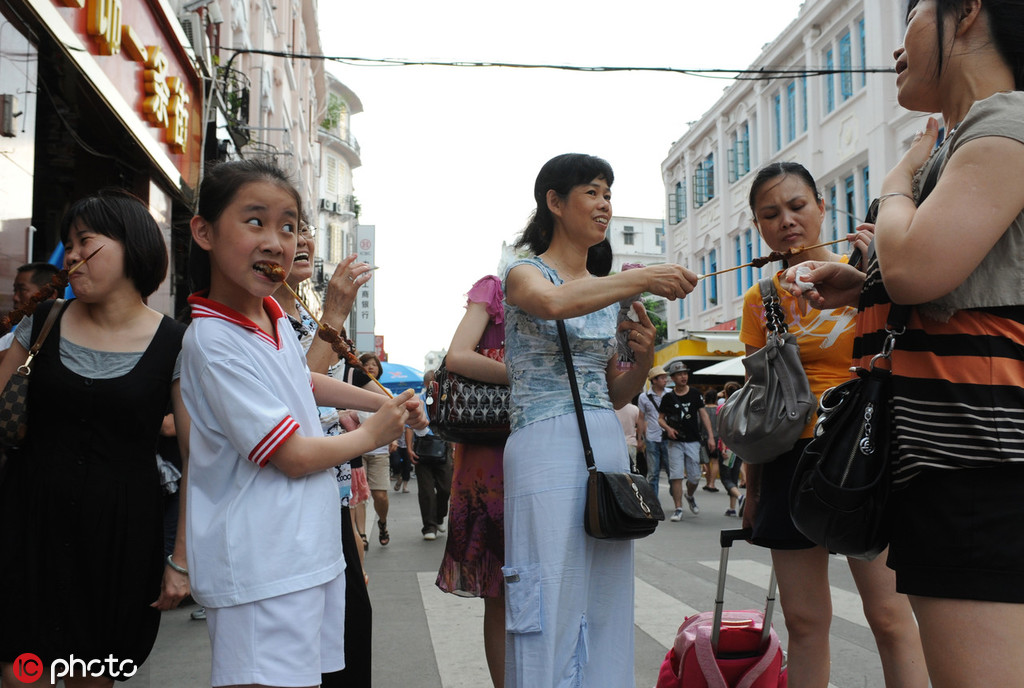 Pay a visit to cross-Straits temple fair in Xiamen
