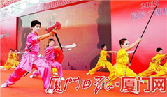 Xiamen showcases intangible cultural heritages