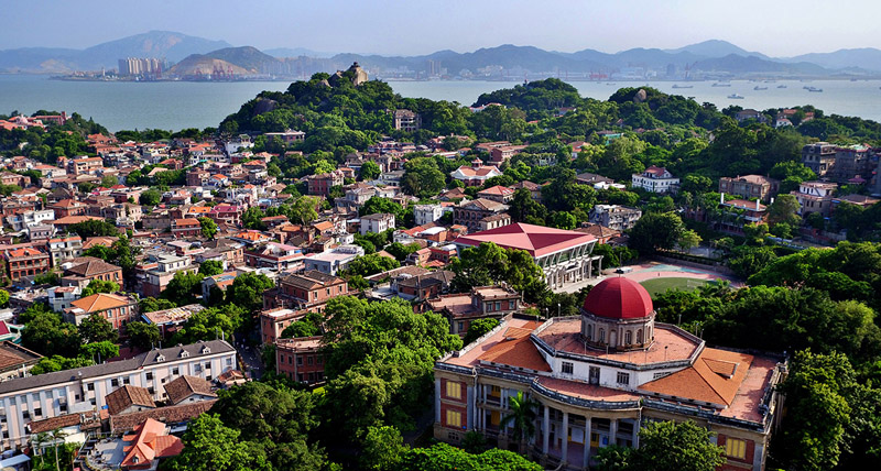 Guarding Gulangyu: Revised policies allow business, tourism, sustainability on renowned island