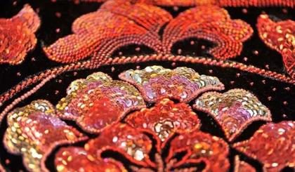 Glorious Xiamen bead embroidery enjoys revival