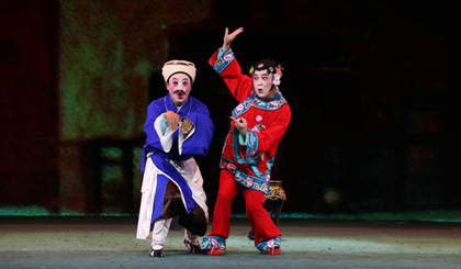 Opera show wows audience in Cairo
