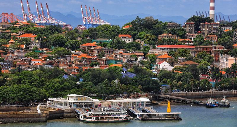 Free WiFi now covers Gulangyu Island
