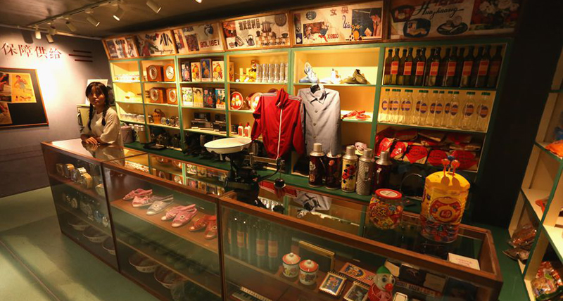 Expo showcases old everyday objects in Xiamen