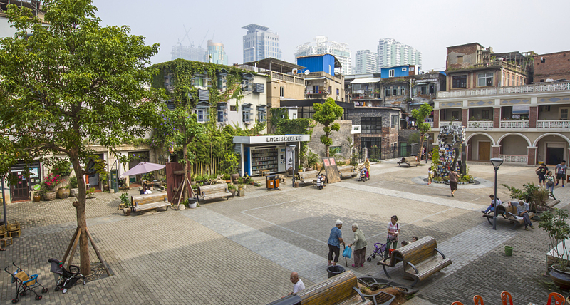 Xiamen parks honored by international award
