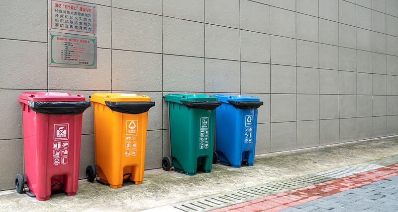Xiamen's waste law is pronounced a success