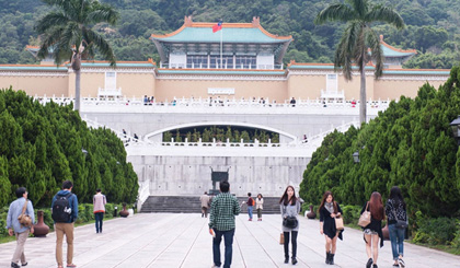 Mainland tourists to Taiwan hit record low