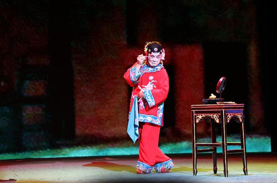 Gaojia Opera, a traditional folk art