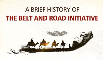 A brief history of the Belt and Road Initiative
