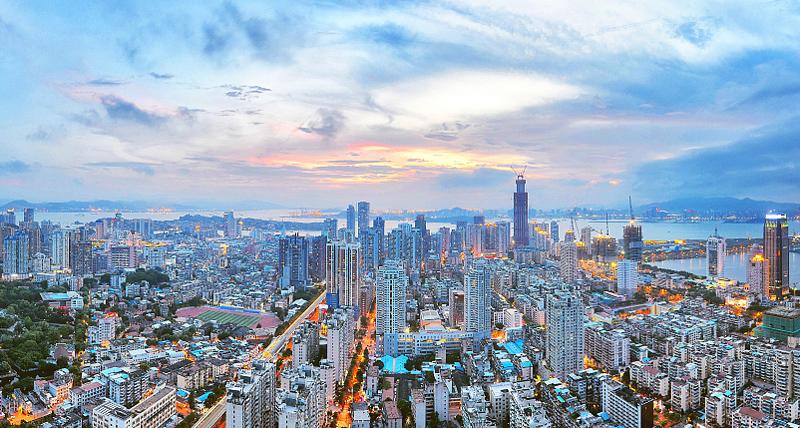 Xiamen sets sights on becoming financial hub