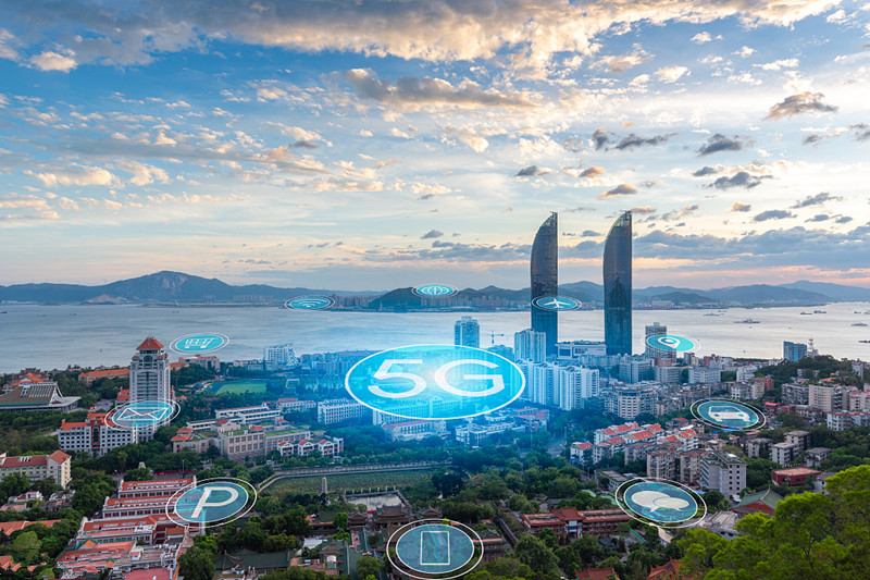 Fujian: a pilot area for 5G cooperation with Taiwan