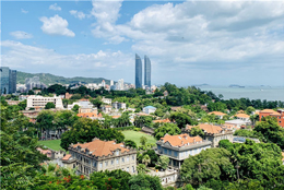 Xiamen's stage set for film, TV industry