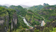 Fujian's forest coverage rate ranks first in China for 40 years