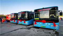 Xiamen introduces new intercity buses to Jiaomei