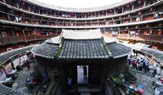 Mysterious castle – Fujian Tulou in E China