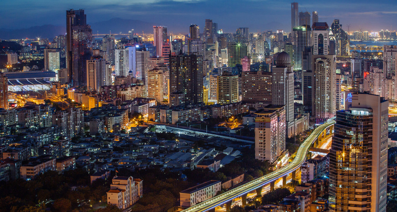 Xiamen top 5 domestic cities with most firms in Fortune Global 500
