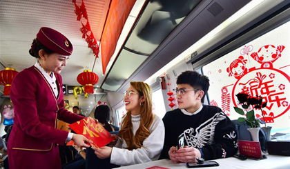440m railway trips expected for 2020 Spring Festival