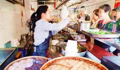 'Aunt Taro Buns' keen on authentic Xiamen flavors