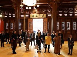 US delegation visits Xiamen