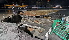 Bearing column overload blamed for collapse in Xiamen