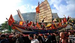 Marine culture festival wows Xiamen residents