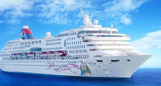 Enjoy a summer escape at sea