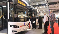 King Long Motor makes appearance at bus expo in Belgium