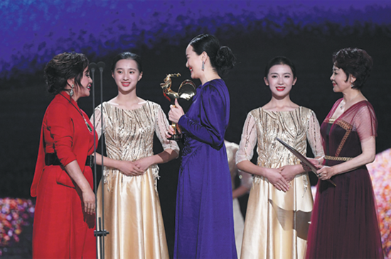 'So Long, My Son' biggest winner in Rooster Awards