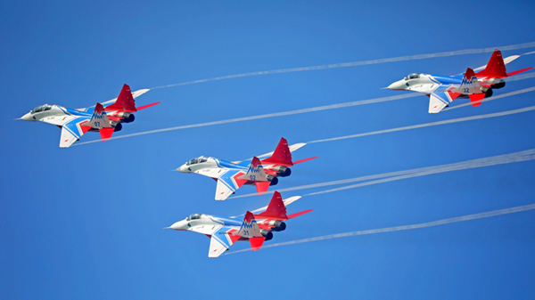Air Show 2020.Things Look Promising So Far For Airshow China 2020