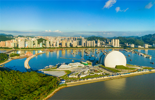 Reform & Opening Up lifted Zhuhai from obscurity